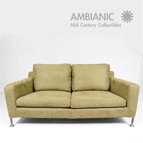 Ultra Sofa Bed Maroon Wash mid century italian modern b and b italia harry sofa by antonio citterio for sale at 1stdibs