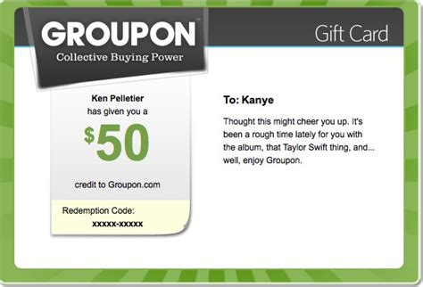 Gift Card Groupon - grouponblog the serious blog of groupon give the gift of groupon