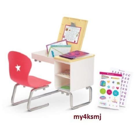 doll desk set desk flip top desk set for doll