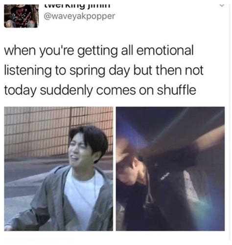 Not Today Meme - 1000 images about bts on pinterest nightly news rap