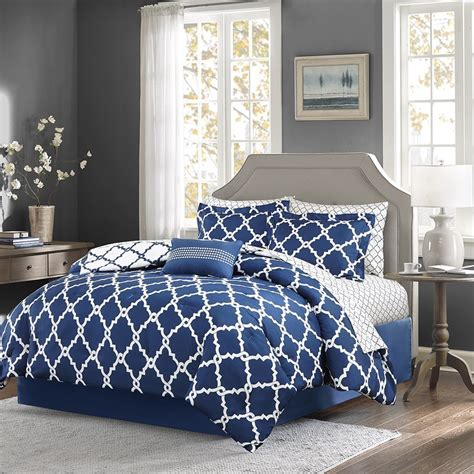navy blue bed sets royal blue and navy bedding sets ease bedding with style