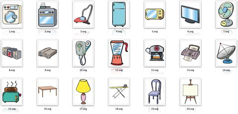 household items www imgkid the image kid has it
