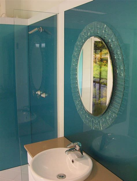 Bathroom Shower Splashbacks Ozziesplash Pty Ltd Splashback Ideas For Bathrooms