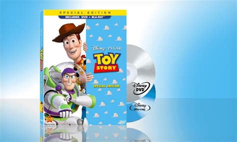 32 stories special edition toy story 2 disc set groupon goods