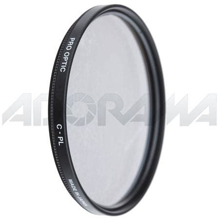 Optic Pro Filter Cpl 62mm pro optic pro 62mm circular polarizer cpl filter japan