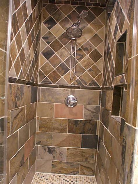 slate tile shower 77 best images about slate tile showers on