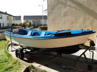 fishing boat for sale galway 15 ft o sullivan fibreglass fishing boat for sale in