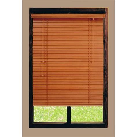 Blinds Home Depot by Home Decorators Collection Wood Blinds Blinds Window