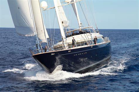 charter  luxury sailing yacht silencio yacht charter