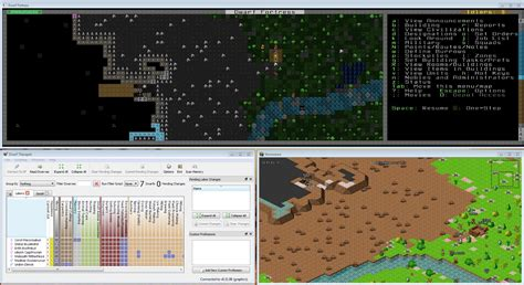 how to install dwarf fortress graphics pack lazy newb pack v9 2 with dwarf fortress 0 31 25 file