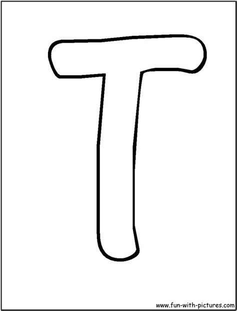 coloring page letter t letter t coloring pages letter t coloring pages