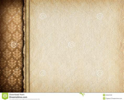 Handmade Paper Background - handmade paper sheet on wallpaper background stock photo