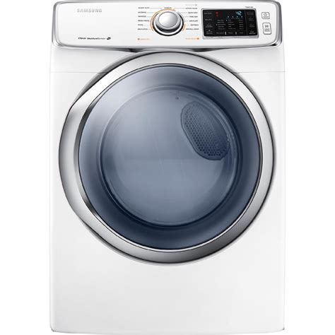 samsung dryer troubleshooting samsung 7 5 cu ft front load gas dryer white dv42h5400gw