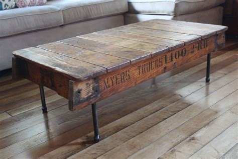idea for wood metal mix decorations trendy reclaimed wood coffee table design ideas with iron