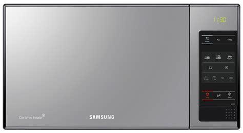 Microwave Samsung Me83 Samsung Me83 X Microwave Oven Plan Of Work 23l 800 W Black