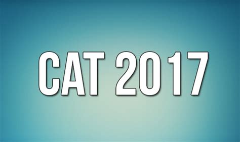 Http Sustainabilitymbachallenge Mba Challenge 2017 by Cat 2017 Question Paper Answer Key Released Result