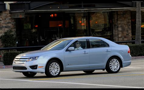 2010 ford fusion widescreen exotic car image 10 of 26 diesel station