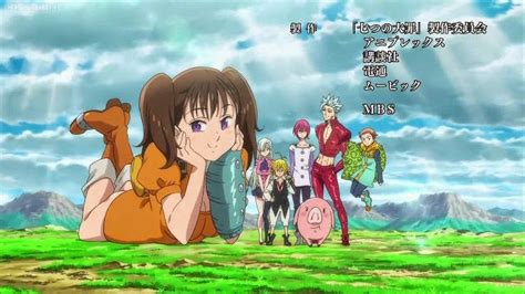 The Seven Deadly Sins Of Dating 2 by Anime The Seven Deadly Sins Nanatsu No Taizai Season 2