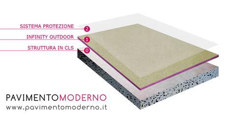 pavimenti in resina per terrazzi pavimenti in resina per esterni infinity outdoor