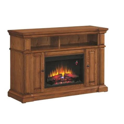 electric fireplaces at home depot hton bay chatham 56 in media console electric