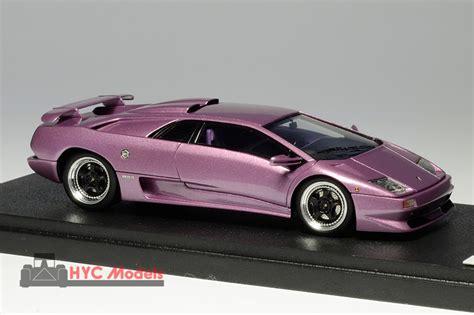 Lamborghini Diablo Sv Purple Eidolon Em252hycb 1 43 Lamborghini Diablo Sv My99