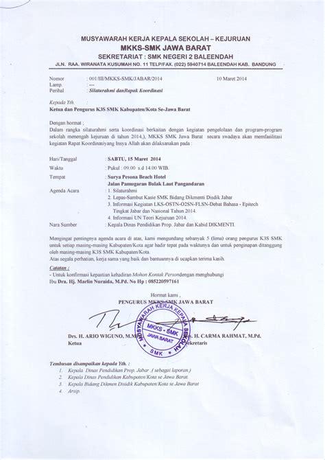 format biodata kepala sekolah musyawarah kerja kepala smk kota bandung march 2014