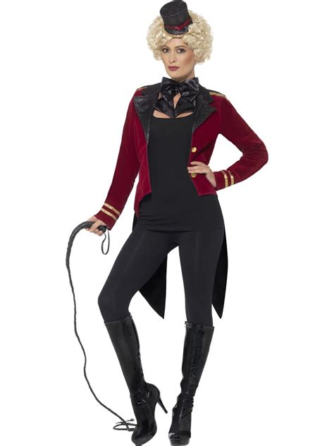Dress Costume ringmaster costume 24633 fancy dress