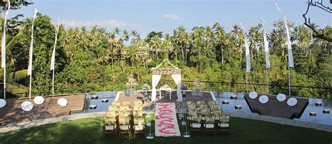 Kamandalu Weddingku by Balinese Royal Wedding Package Kamandalu Resort And Spa