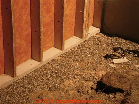 how to inspect diagnose problems in pre cast concrete