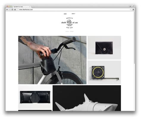 squarespace dovetail template image collections