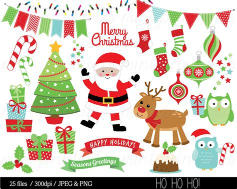 merry clipart free printable clip 84