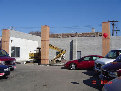 Brick Walls masonry project new cmu walls and brick posts