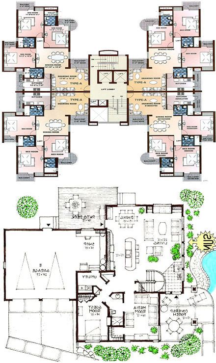 ultra modern floor plans modern house floor plans check out how to build your house roohome designs plans