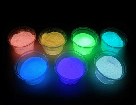 glow in the paint with strontium aluminate brightest available strontium aluminate glow in the