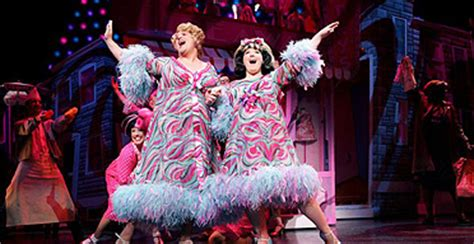 theatre review hairspray shaftesbury theatre london stage  guardian