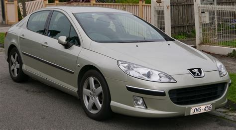 peugeot executive car peugeot 407 wikiwand