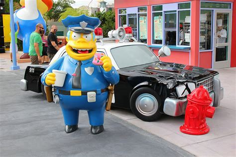 party themes springfield park universal studios florida expands the simpsons springfield