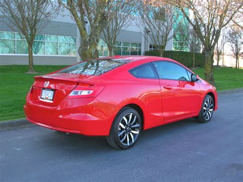 2013 Honda Civic Coupe Review by 2013 Honda Civic Coupe Ex L Navi Road Test Review
