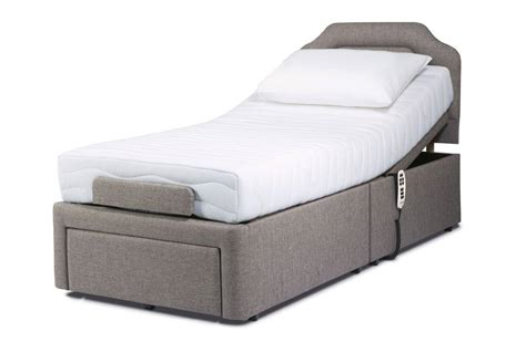 sherborne dorchester single adjustable bed at relax sofas and beds