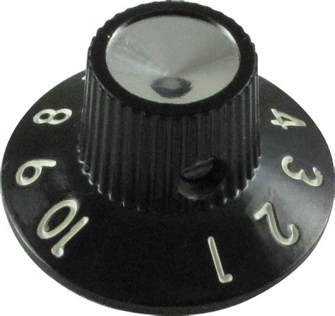 Fender Knobs by Knob Skirted Blackface Silverface Antique Electronic Supply