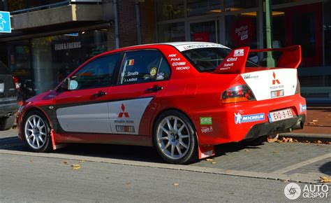 mitsubishi ralliart 2015 mitsubishi lancer evolution ix ralliart 31 october 2015