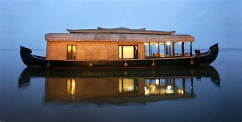 boat house kerala honeymoon package 1 night and 2 days alleppey houseboat package