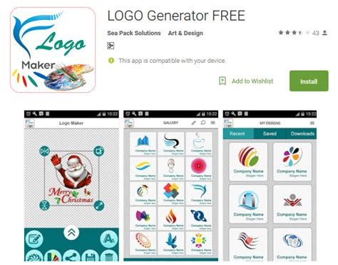 android layout online generator top 10 logo apps for android to design free logos andy tips