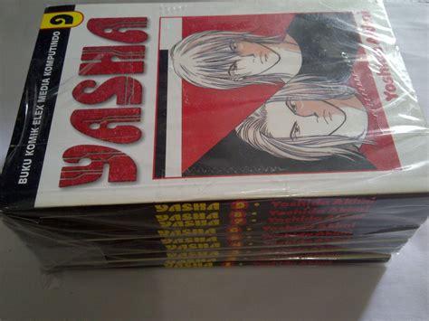 Yaiba Vol 7 Aoyama Gosho Komik Cabutan Bekas y asha 1 9 minus no 10 11 12 yoshida akimi 8 500 76 500 b02