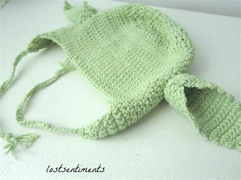 crochet pattern yoda ears lostsentiments crocheted yoda hat for a lil boys 1st