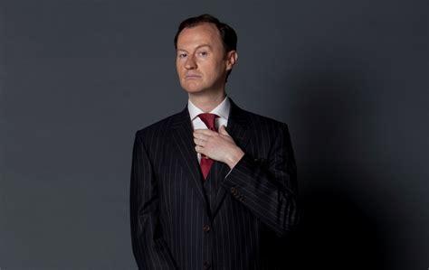 mycroft holmes mark gatiss watch co creator mark gatiss talks sherlock in brazil