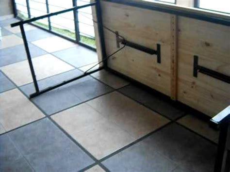 mesa de juntas g12 tub mesa plegable metal2