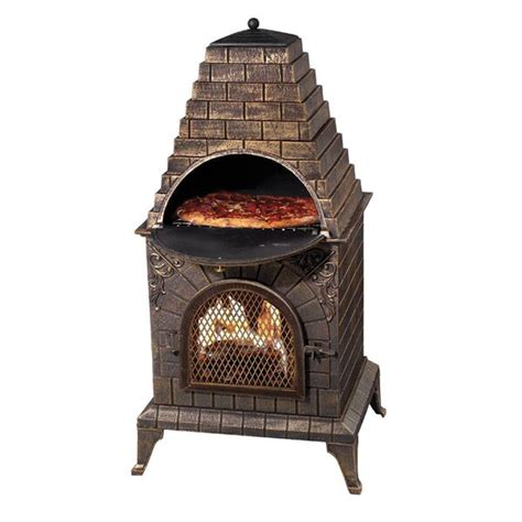 outdoor pizza ovens youll love   wayfair