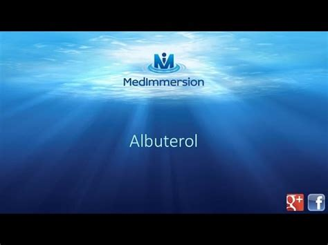 How To Detox From Albuterol by How To Use An Albuterol Inhaler Funnycat Tv