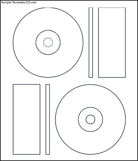 memorex cd label template download sle templates